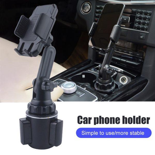 Car Water Cup Holder Mobile Phone Bracket Universal Holder