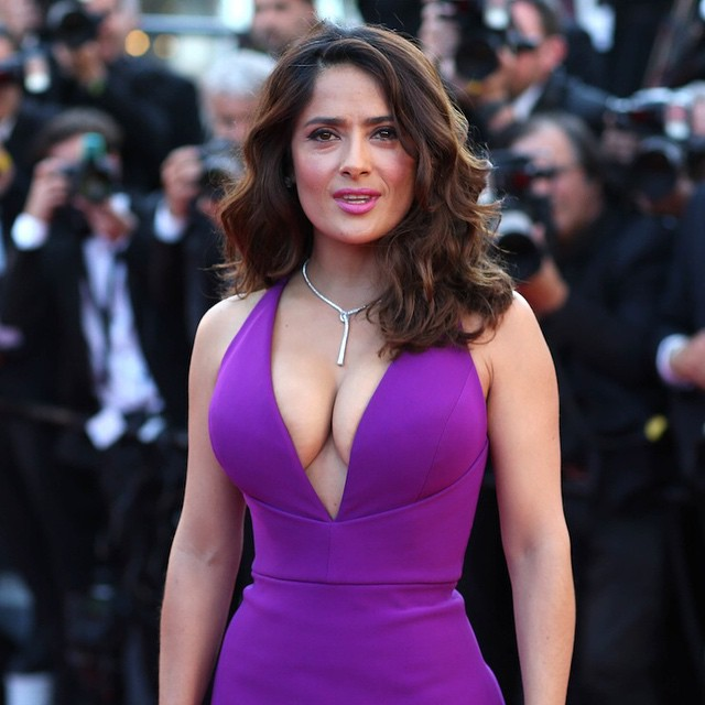 Salma Hayek Shares Her Most Important Beauty Tips