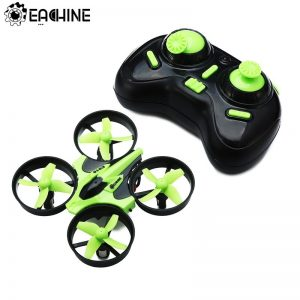 Mini Drone 2.4G 4CH 6 Axis 3D Headless Mode Memory Function RC Quadcopter