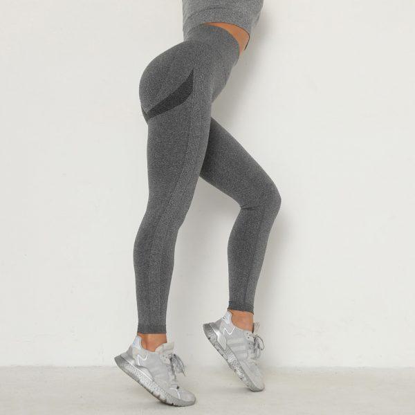 Women High Waist Push Up Leggings Slimming Sport Pants