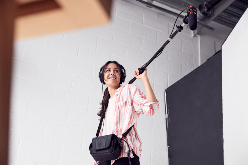 Audio Basics: How to Record Sound on Your Video Camera