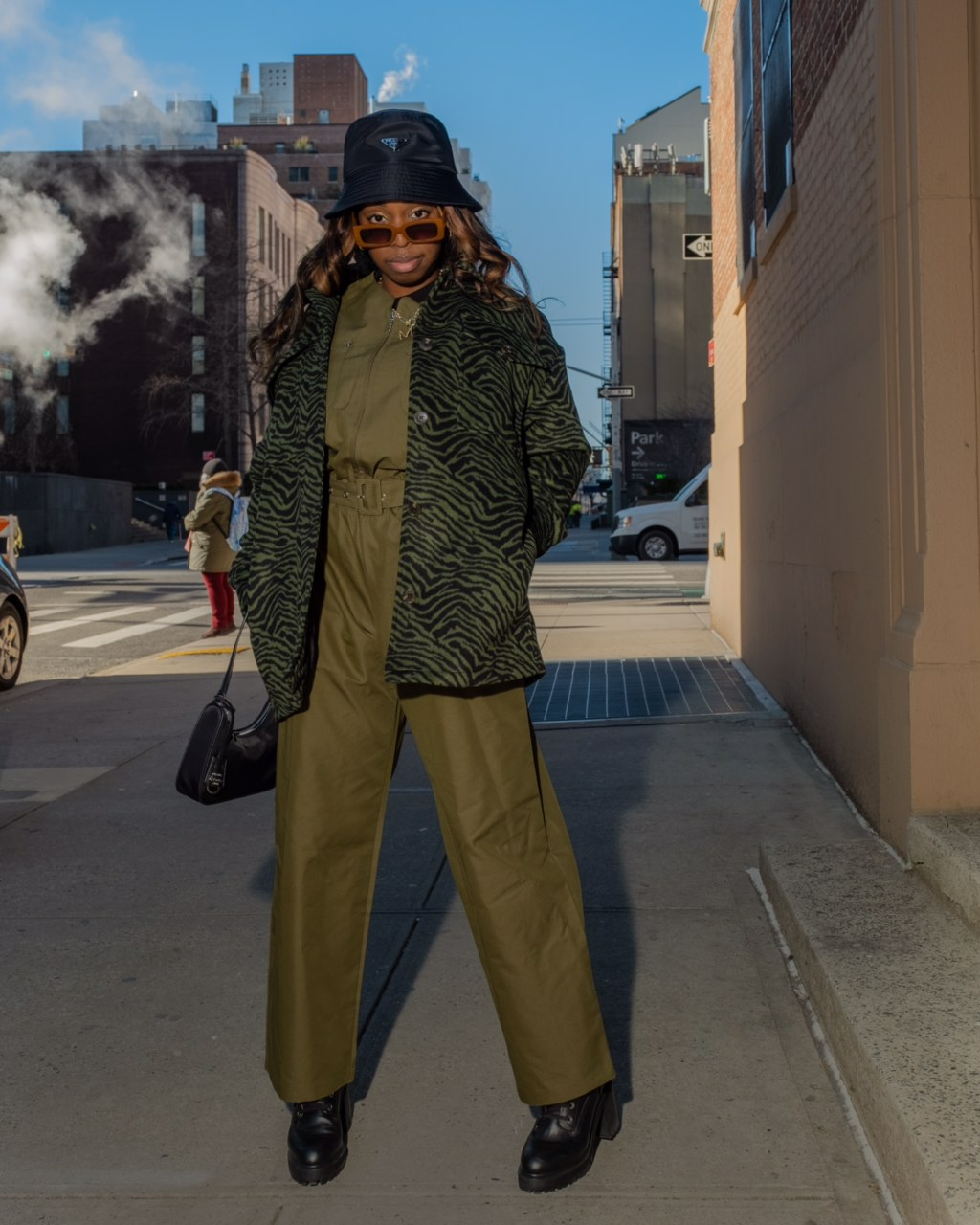 Fashion Bombshell of the Day: Christian from New York