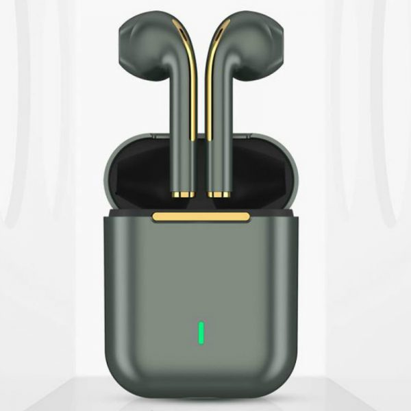 Bakeey J18 New Business Bluetooth 5.0 Earbuds TWS Wireless With Charging Box