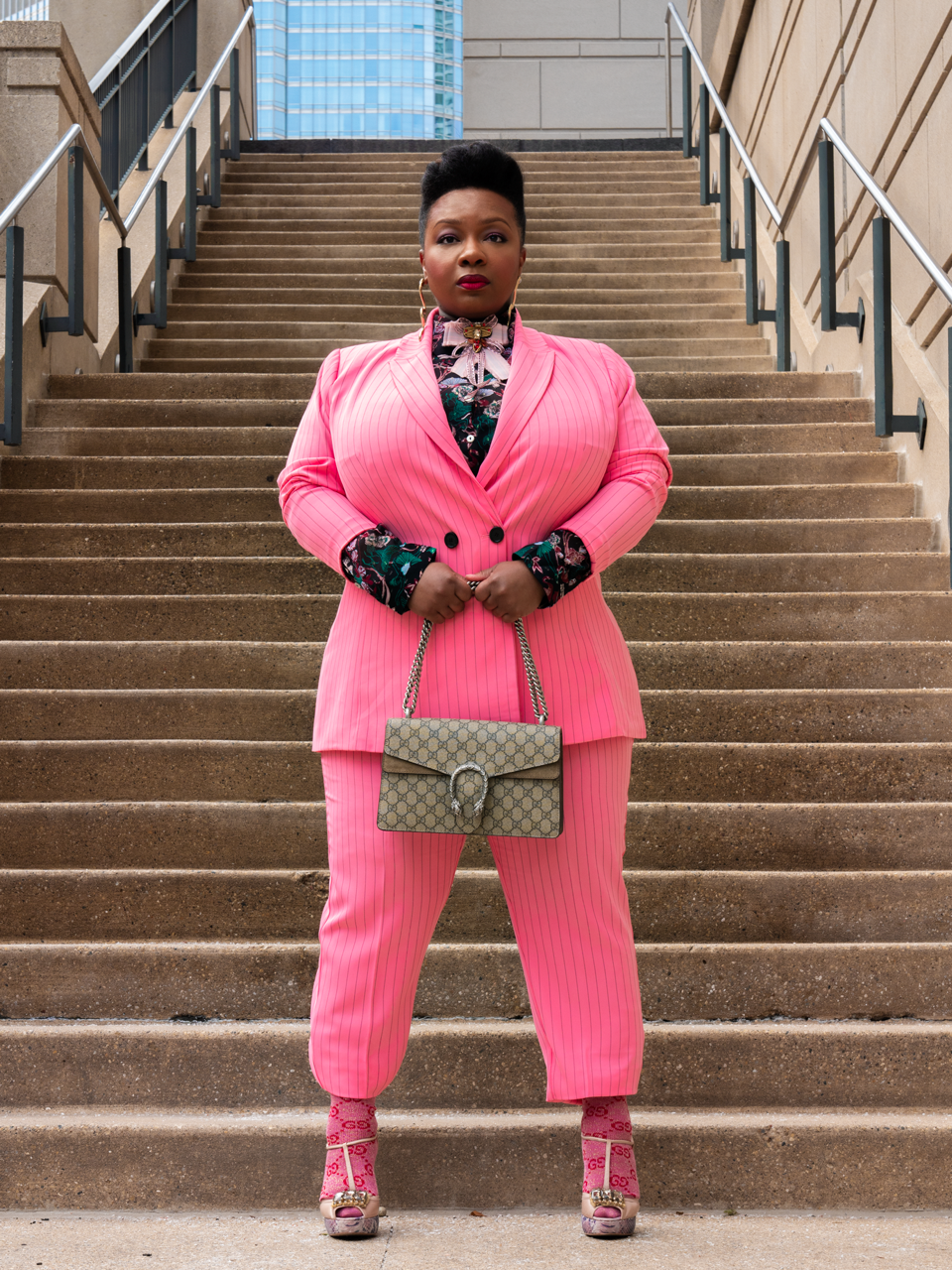 Fashion Bombshell of the Day: Shenell from Illinois