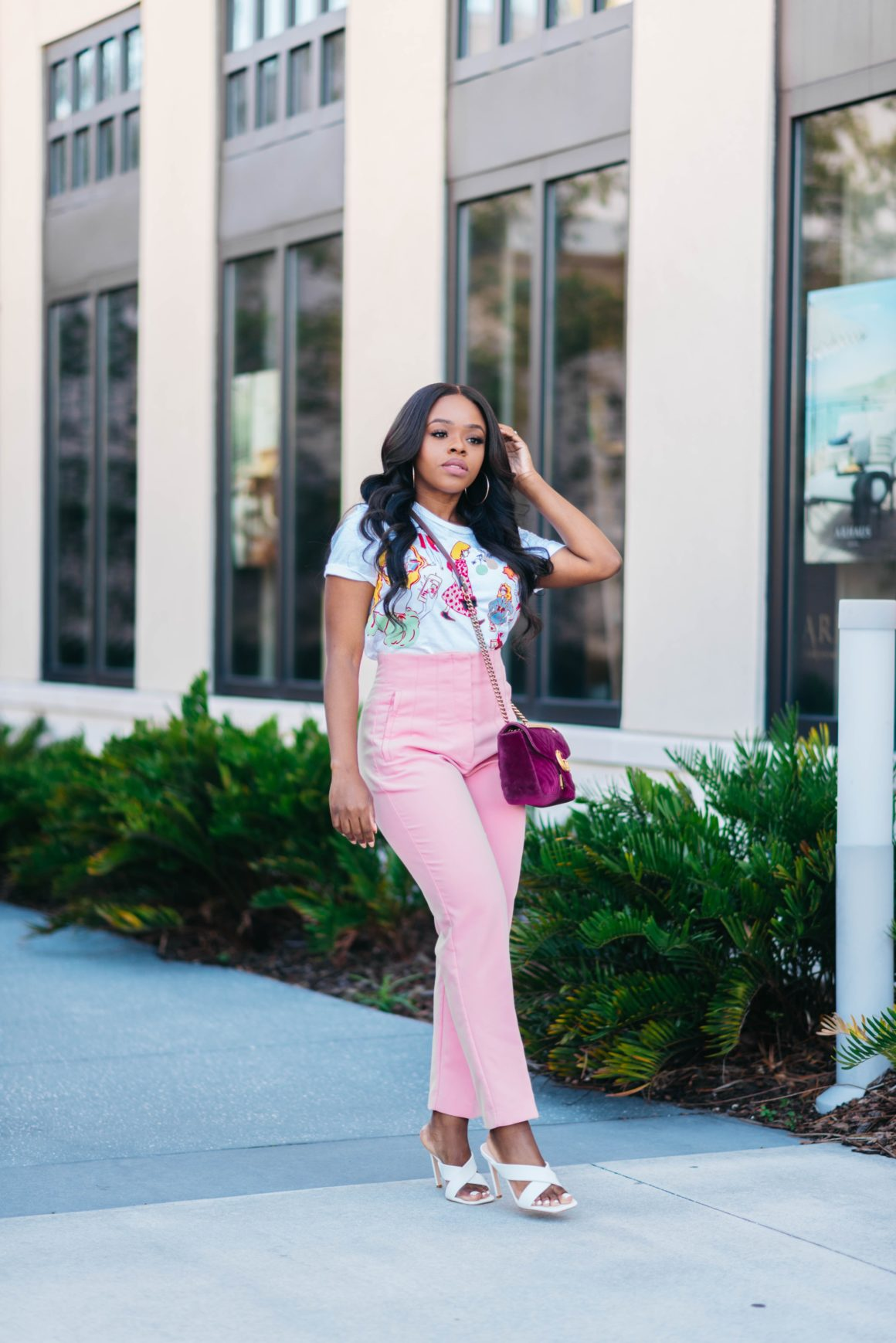 Fashion Bombshell of the Day: Shawnee from Florida