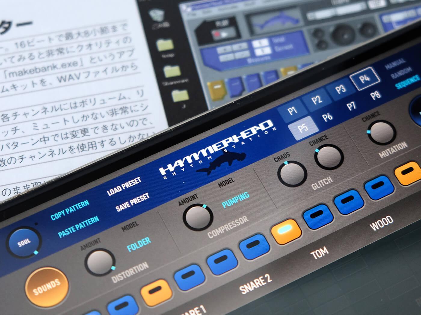 Bram Bos confirms iOS reboot of the HammerHead Rhythm Station of 1997
