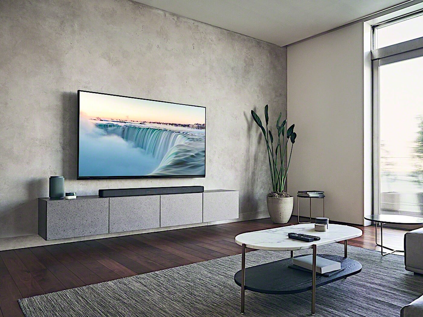Sony's flagship HT-A7000 soundbar comes ready for Dolby Atmos and 360 Reality Audio