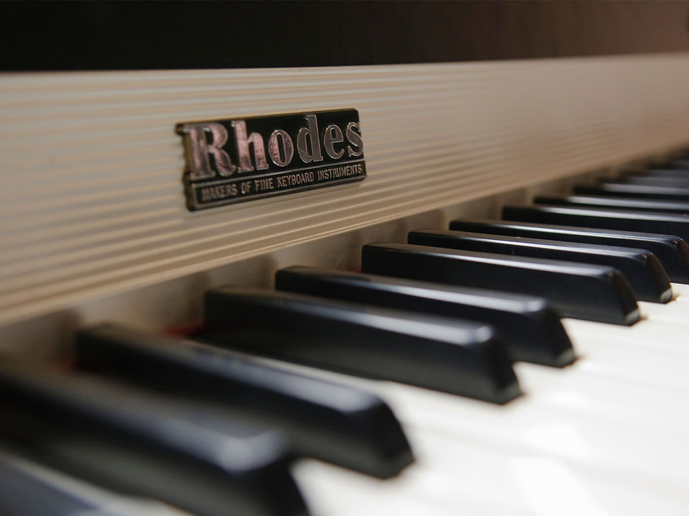 """Rhodes says it's working on making """"the best Rhodes keyboard yet"""""""